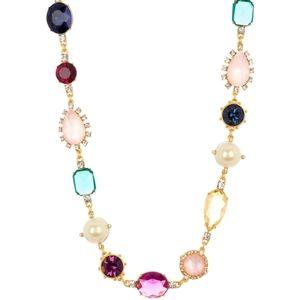 NWT: Kate Spade Jewel Embellished Necklace